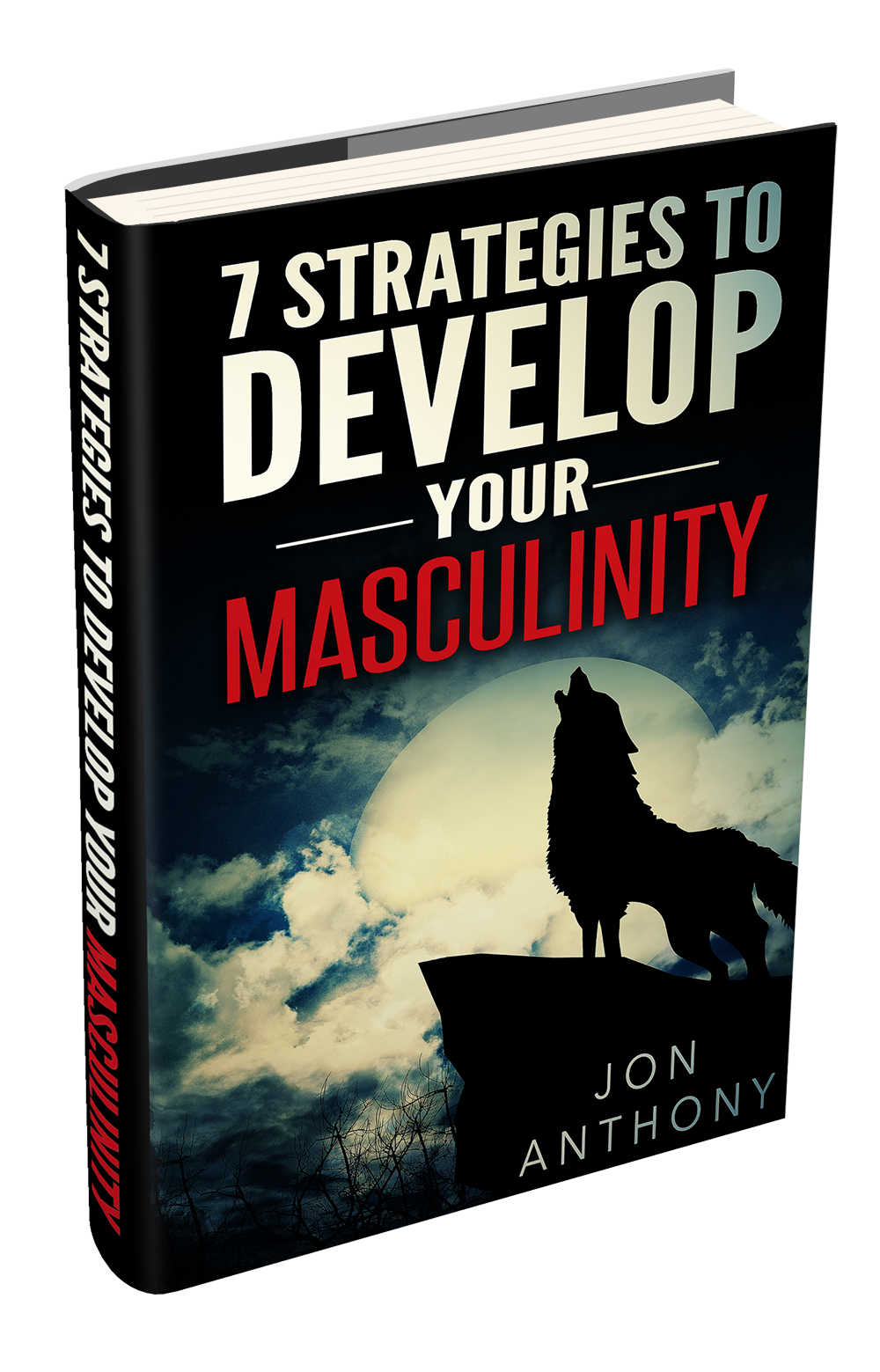 7 strategies develop masculinity jon anthony