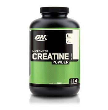 best creatine optimum nutrition