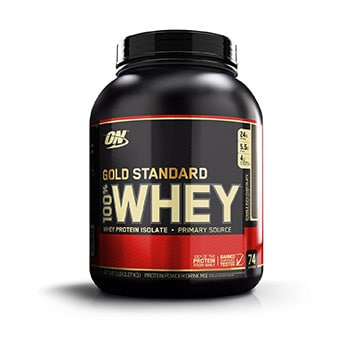 best whey protein optimum nutrition