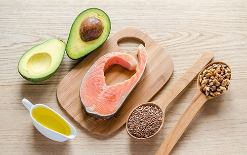 healthy fats boost testosterone