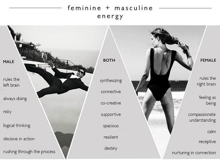 masculine energy vs masculine energy