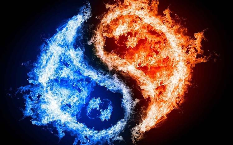 yin yang masculine energy