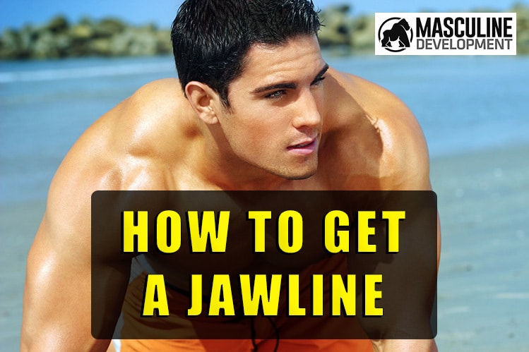 how to get a jawline