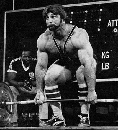 mark rippetoe deadlifting