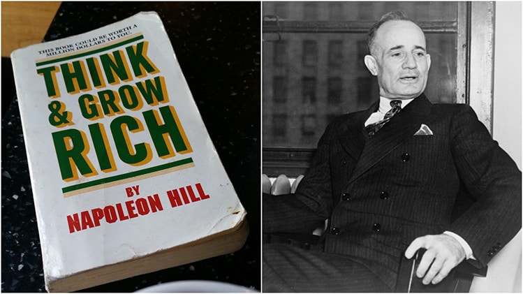 napoleon hill think and grow rich classic