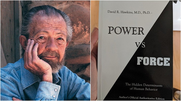 power vs force david hawkins