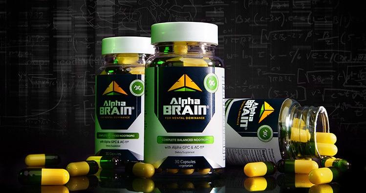 best nootropics alpha brain
