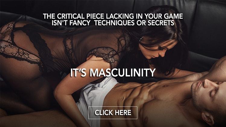 masculine men solution