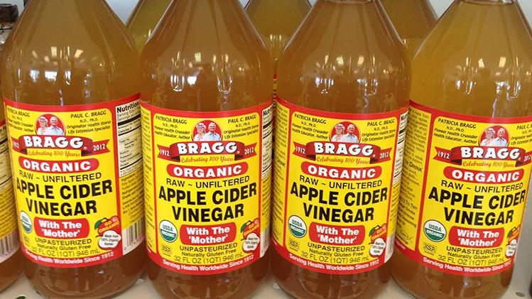 apple cider vinegar to lose weight