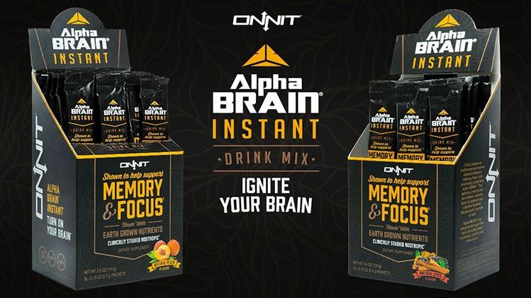alpha brain instant