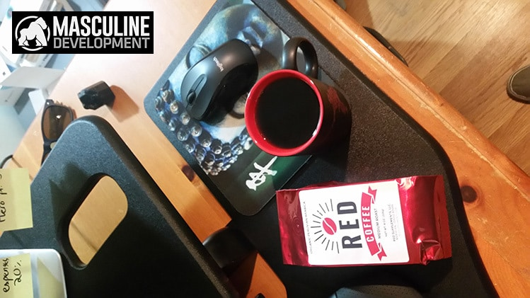 red coffee review masculine development
