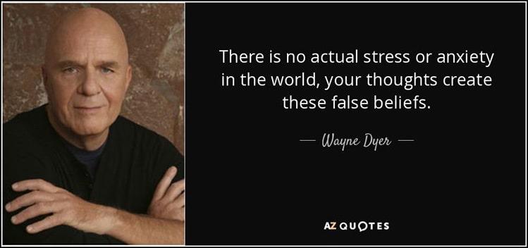 dr wayne dyer ego
