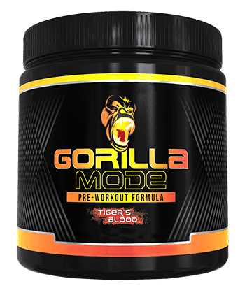 gorilla mode pre workout