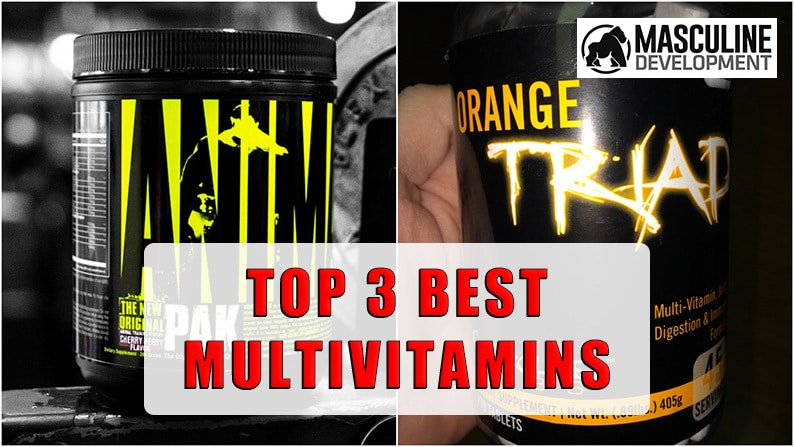 best bodybuilding multivitamins