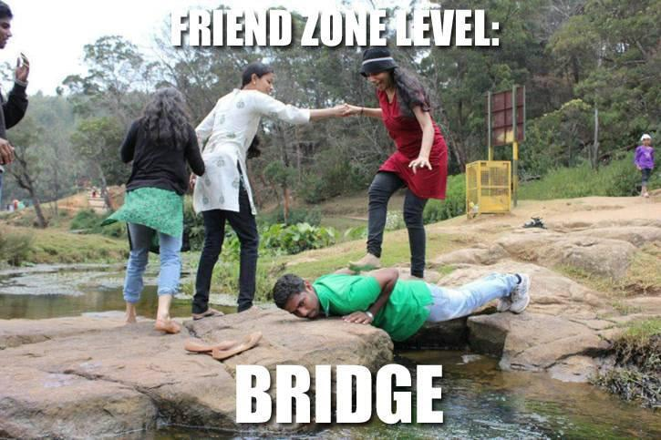 friend zone level bridge