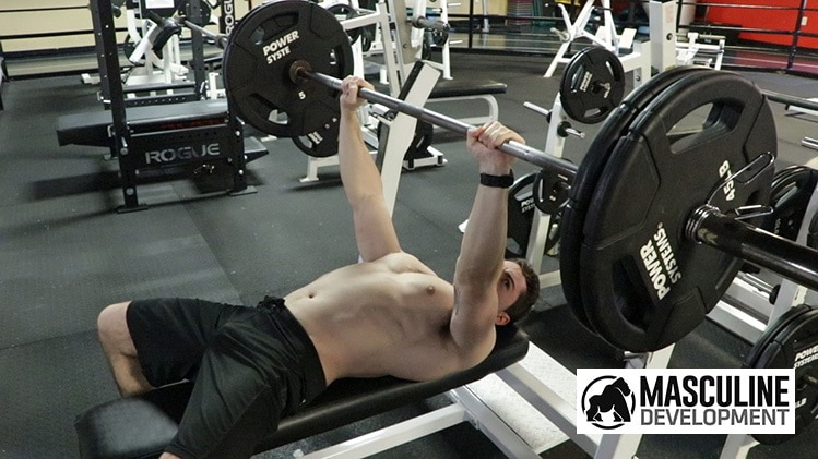 multivitamin benefits bench press