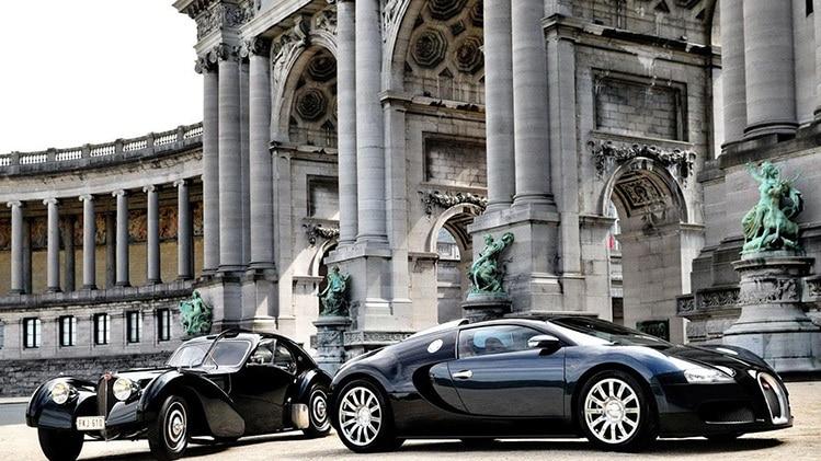 bugatti luxury