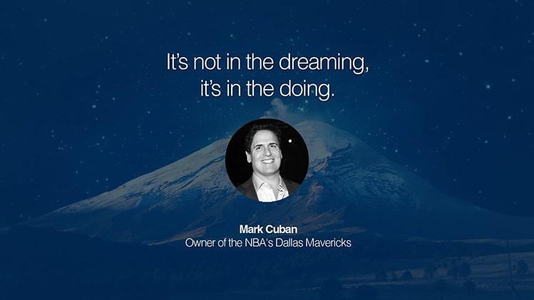 mark cuban success quotes