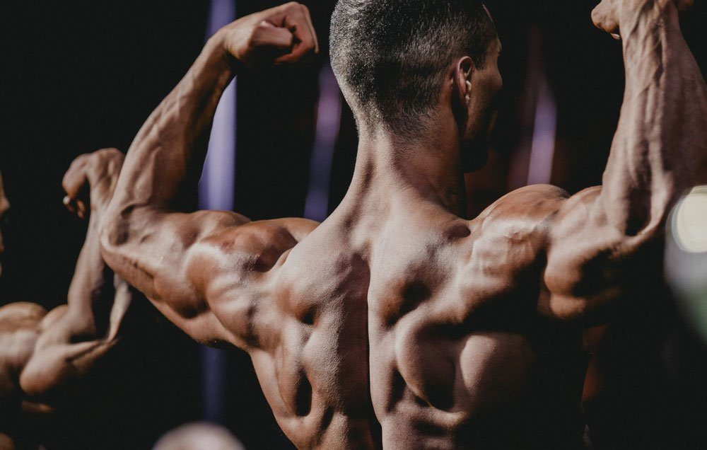 masculine development benefits of getting jacked