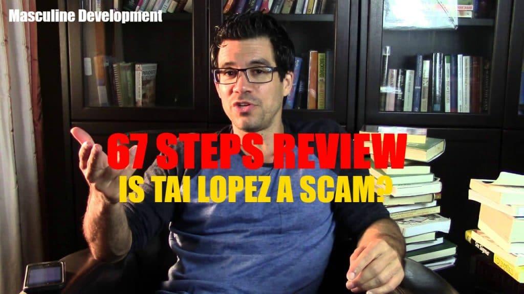 tai lopez scam tai lopez 67 steps review