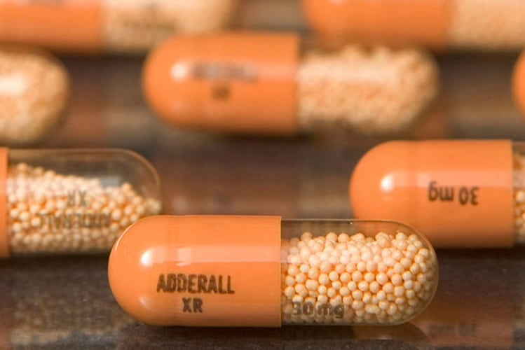 adderall vs modafinil