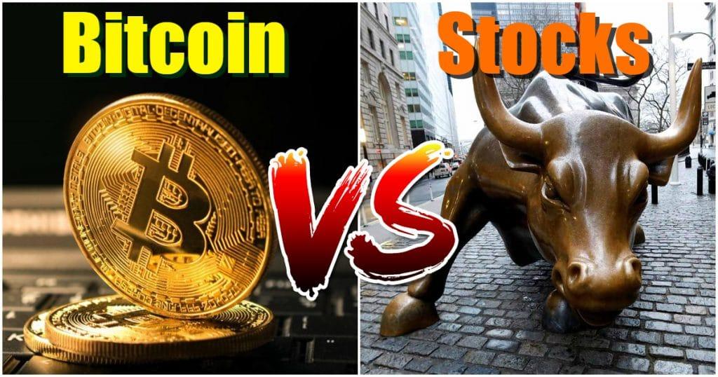 masculine development invest in bitcoin or stocks