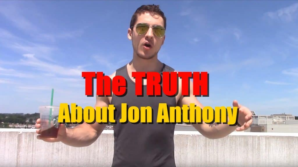 jon anthony truth