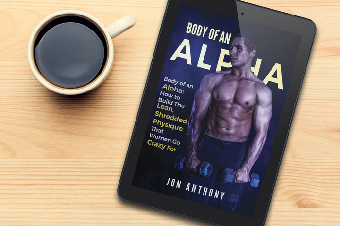 jon anthony body of an alpha