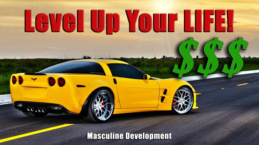 level up your life masculine