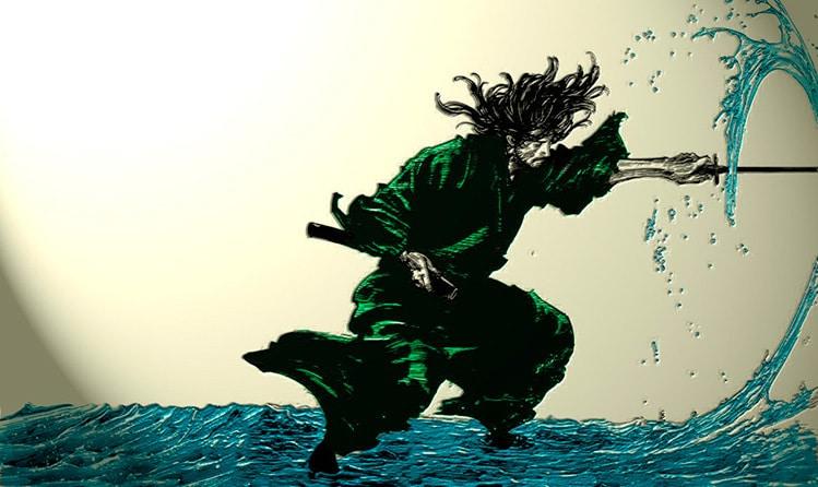 miyamoto musashi illustration