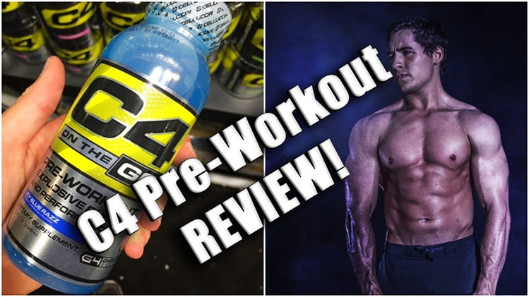 c4 pre workout review cover