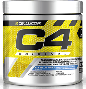 c4 pre workout review results