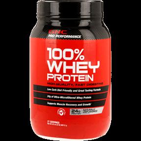 gnc whey protein