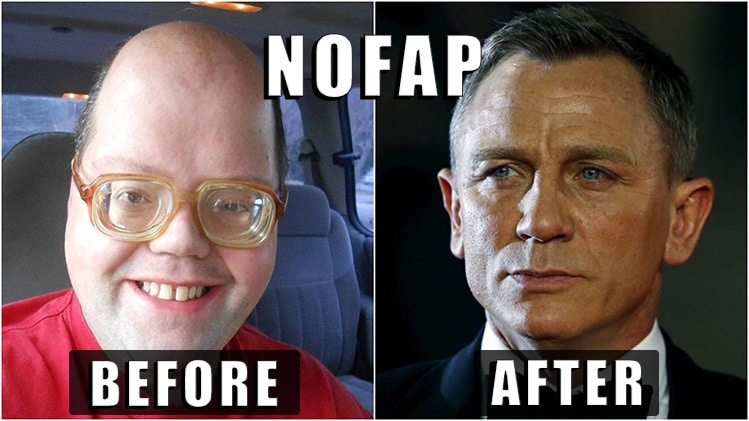 nofap benefits before after