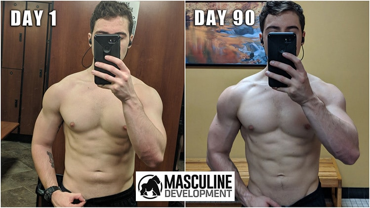 ligandrol before and after