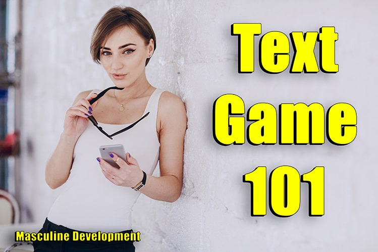 text game how to text a girl