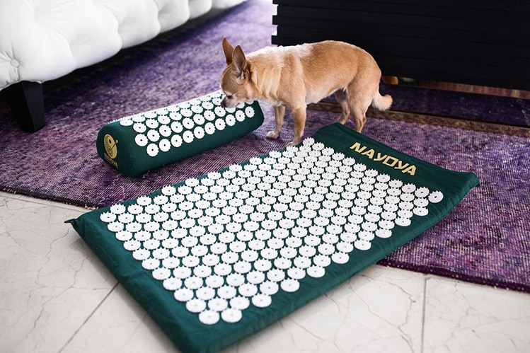 acupressure mat sleep hacks