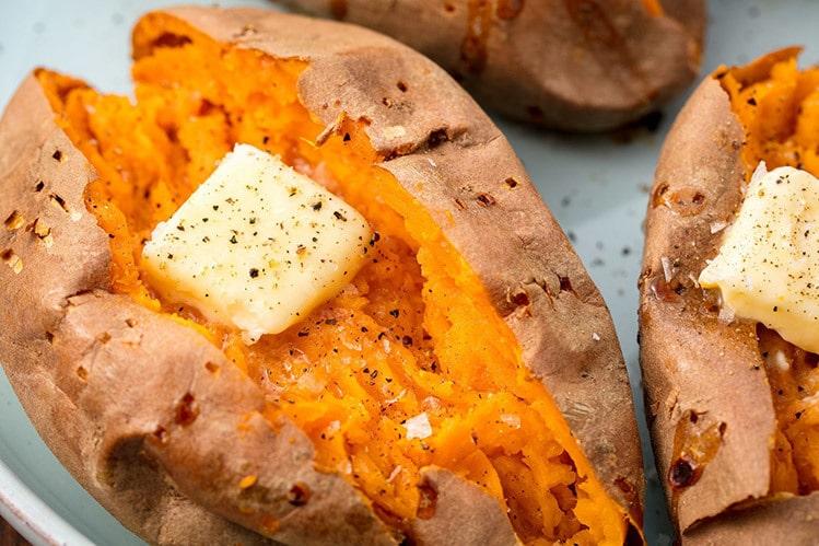 bodybuilding foods sweet potatoes