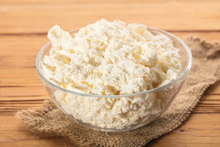 bodybuilding protein foods cottage cheese
