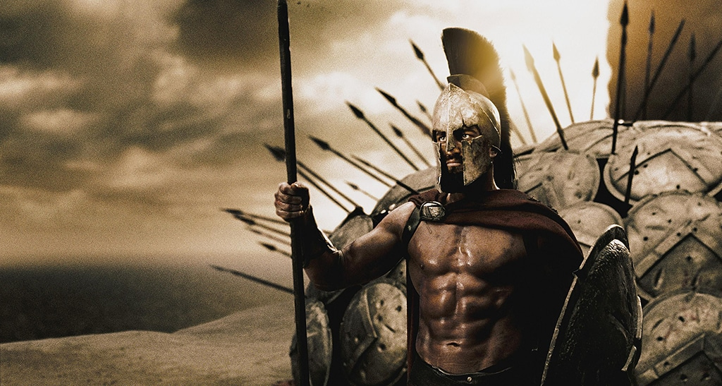 Spartans masculine development