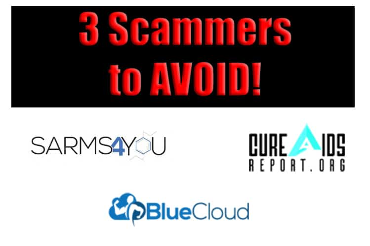 SARMs For Sale: Don't Buy SARMs From These 3 Scammers (2019)