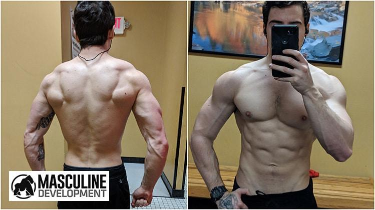 testolone results