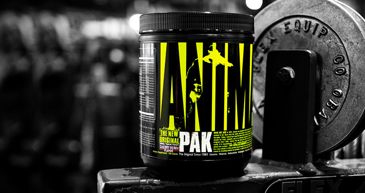 animal pak benefits