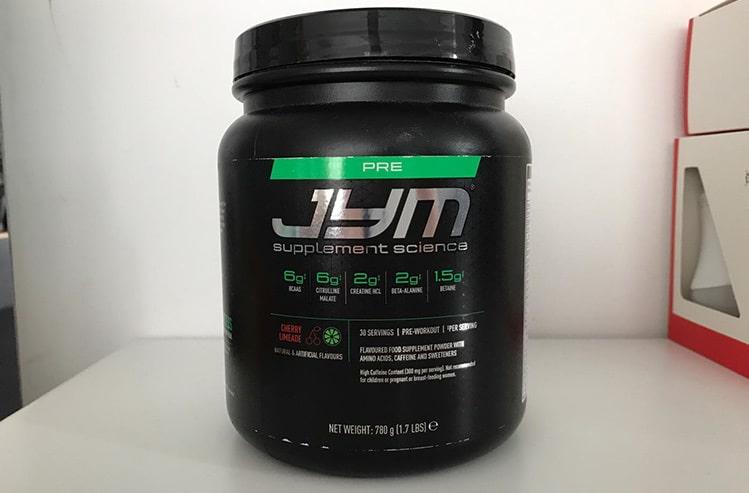 jym pre workout review