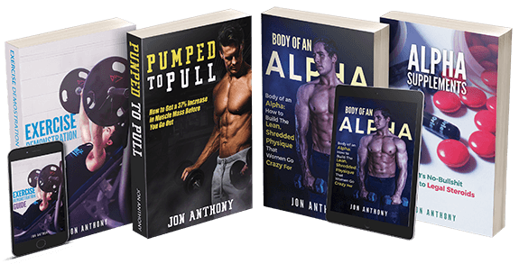 how to build muscle jon anthony