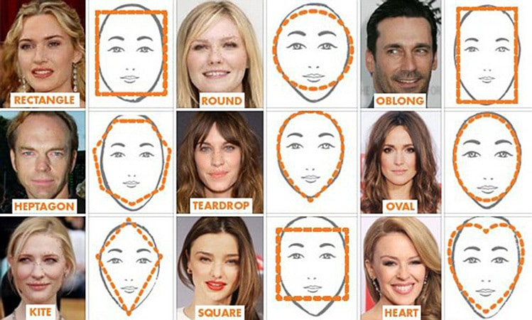 looksmaxing face shapes