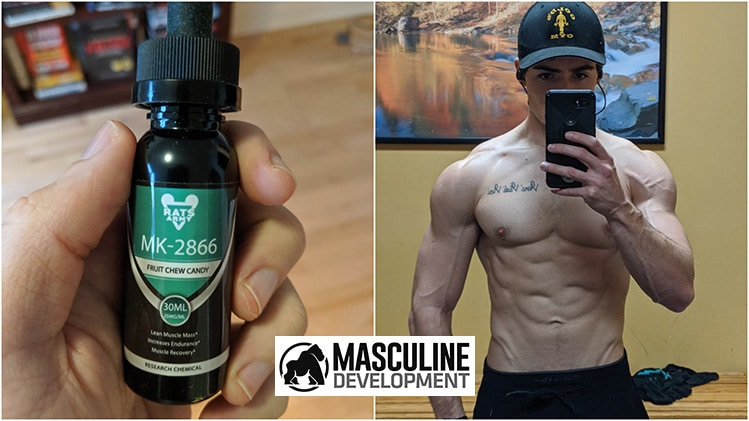 flavored sarms reviews