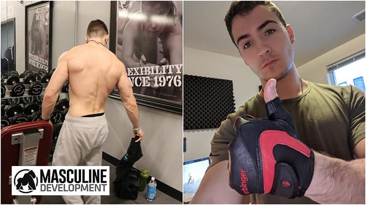 masculine development harbinger straps