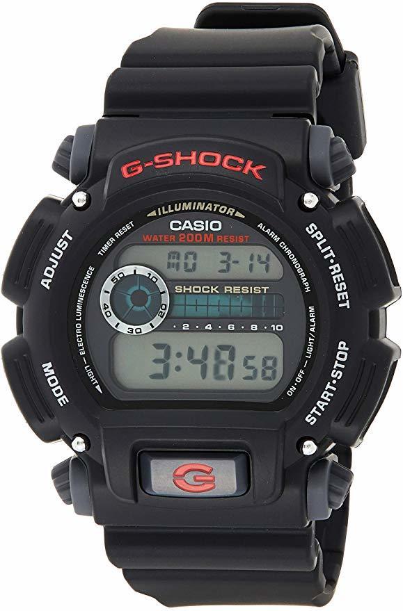 gshock gym watch