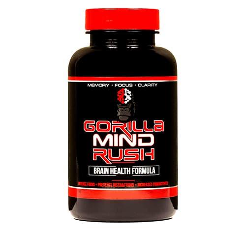 gorilla mind recommended masculine development